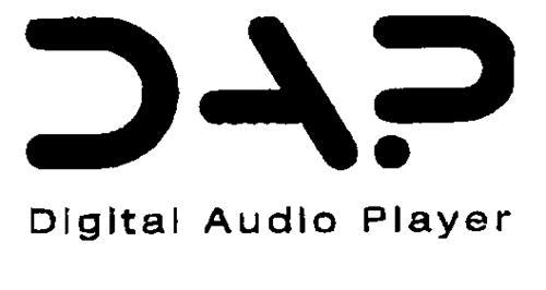 DAP Digital Audio Player