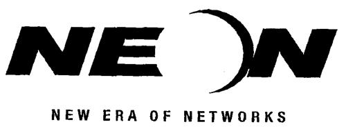 NEON NEW ERA OF NETWORKS
