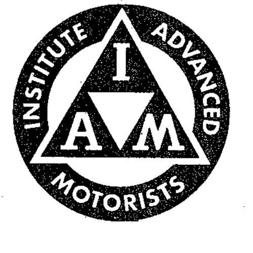 IAM INSTITUTE ADVANCED MOTORISTS