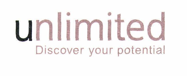 unlimited Discover your potential