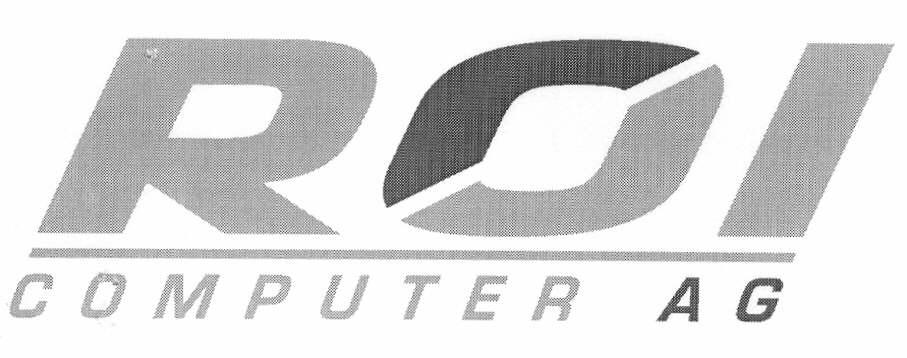 ROI COMPUTER AG