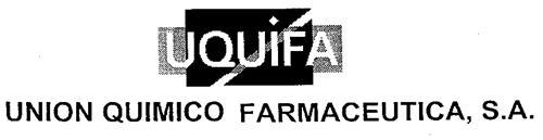 UQUIFA UNION QUIMICO FARMACEUTICA, S.A.