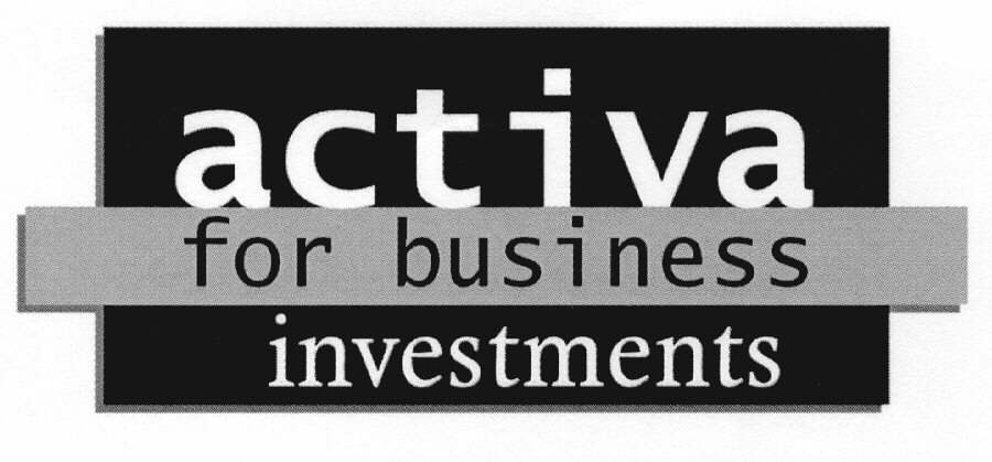 activa for business investments