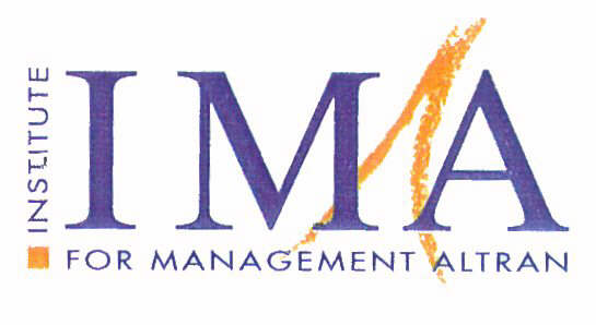 IMA INSTITUTE FOR MANAGEMENT ALTRAN
