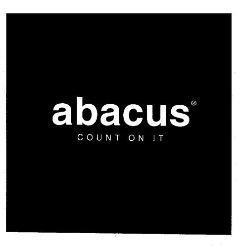 abacus COUNT ON IT