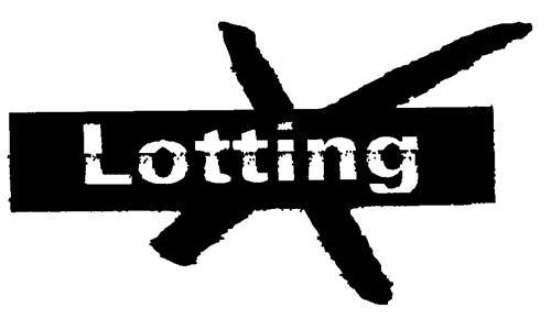 Lotting