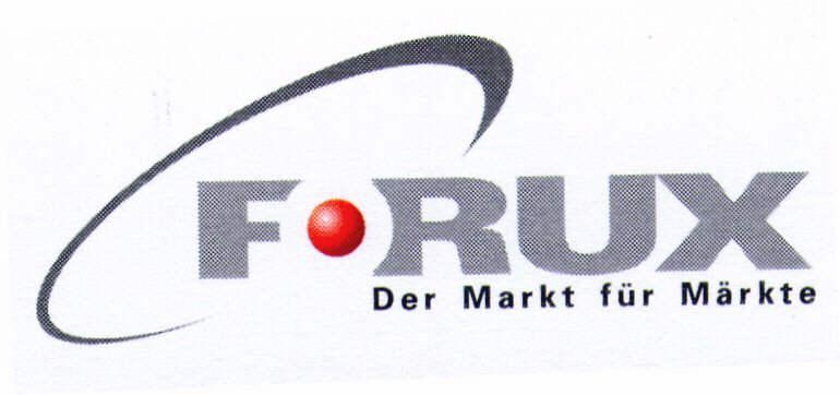 FORUX Der Markt für Märkte