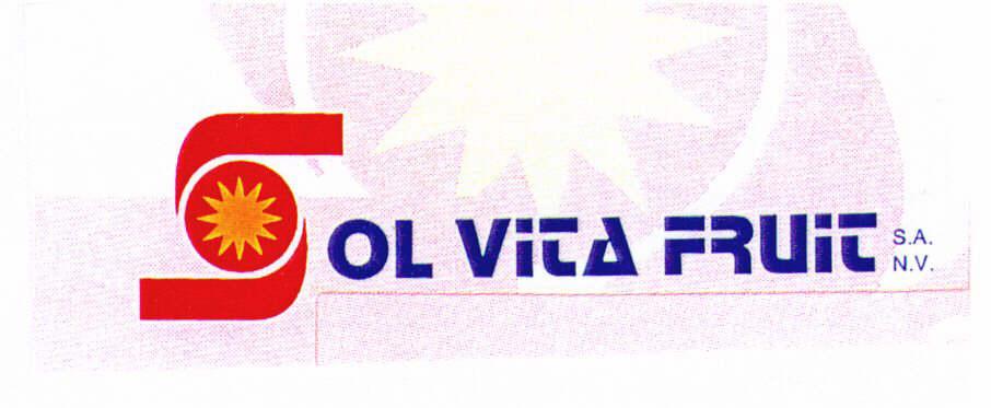 SOL VitA FRUit S.A. N.V.