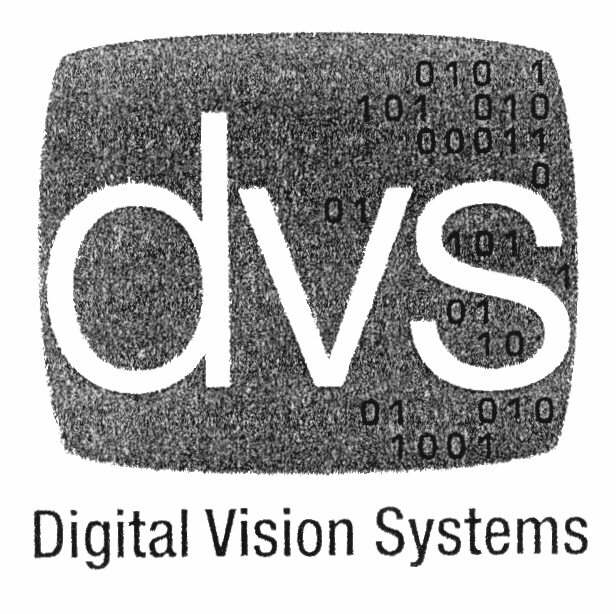 dvs Digital Vision Systems