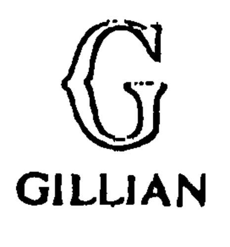 G GILLIAN