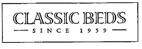 CLASSIC BEDS - SINCE 1959 -
