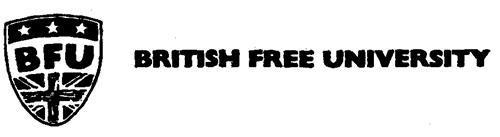 BFU BRITISH FREE UNIVERSITY