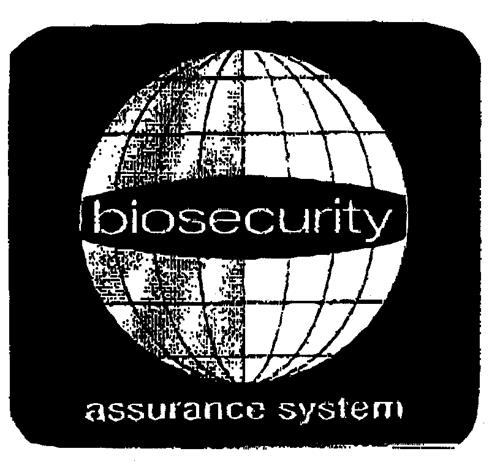 biosecurity assurance system