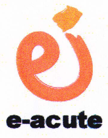 e e-acute
