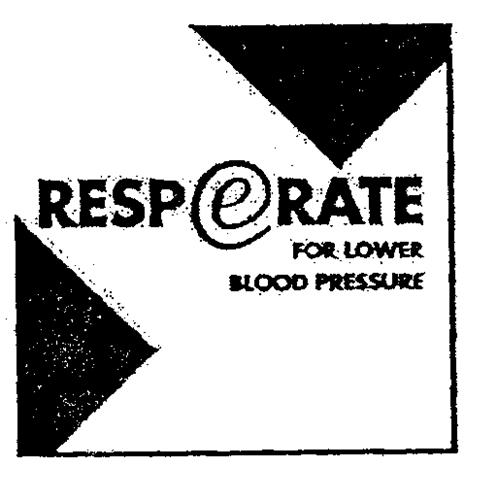 RESPeRATE FOR LOWER BLOOD PRESSURE