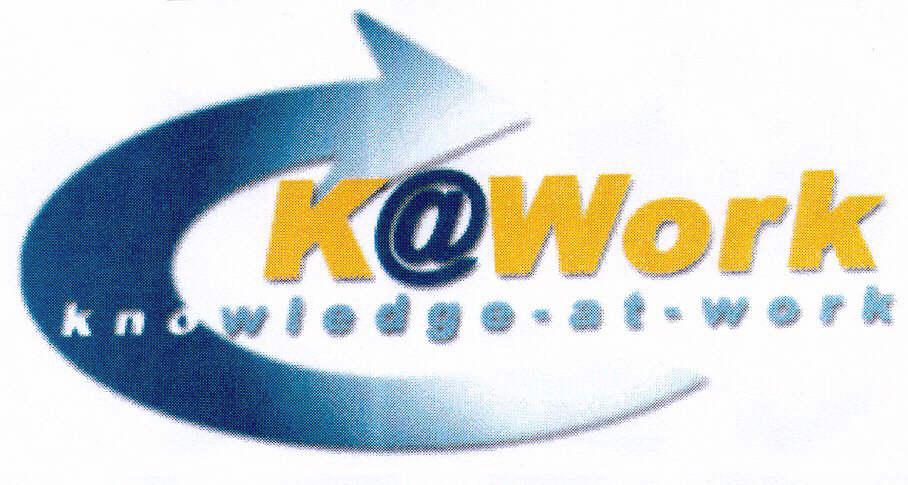 K@Work knowledge - at - work