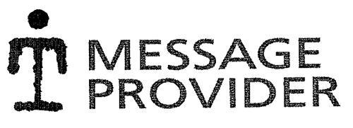 MESSAGE PROVIDER