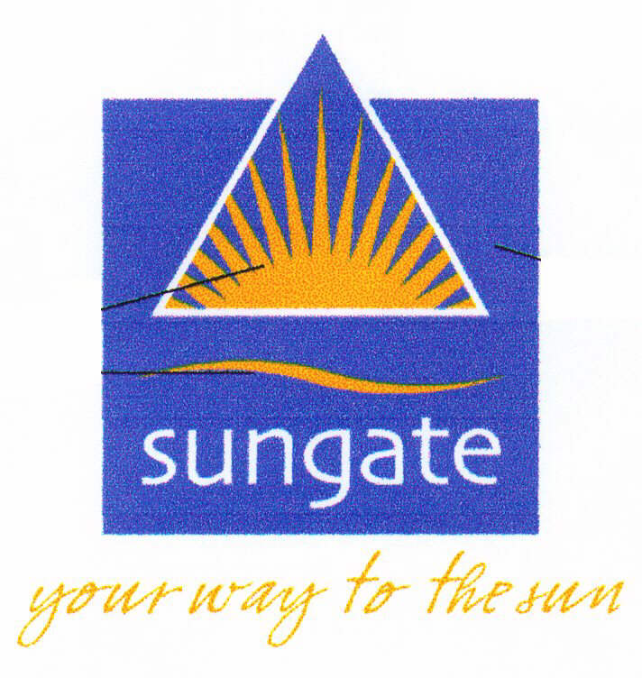 sungate your way to the sun