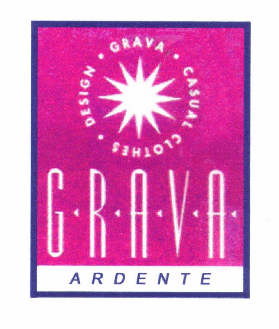 G·R·A·V·A· ARDENTE DESIGN·GRAVA ·CASUAL·CLOTHES·