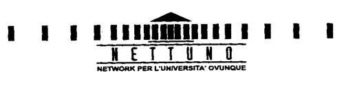 NETTUNO NETWORK PER L'UNIVERSITÀ OVUNQUE