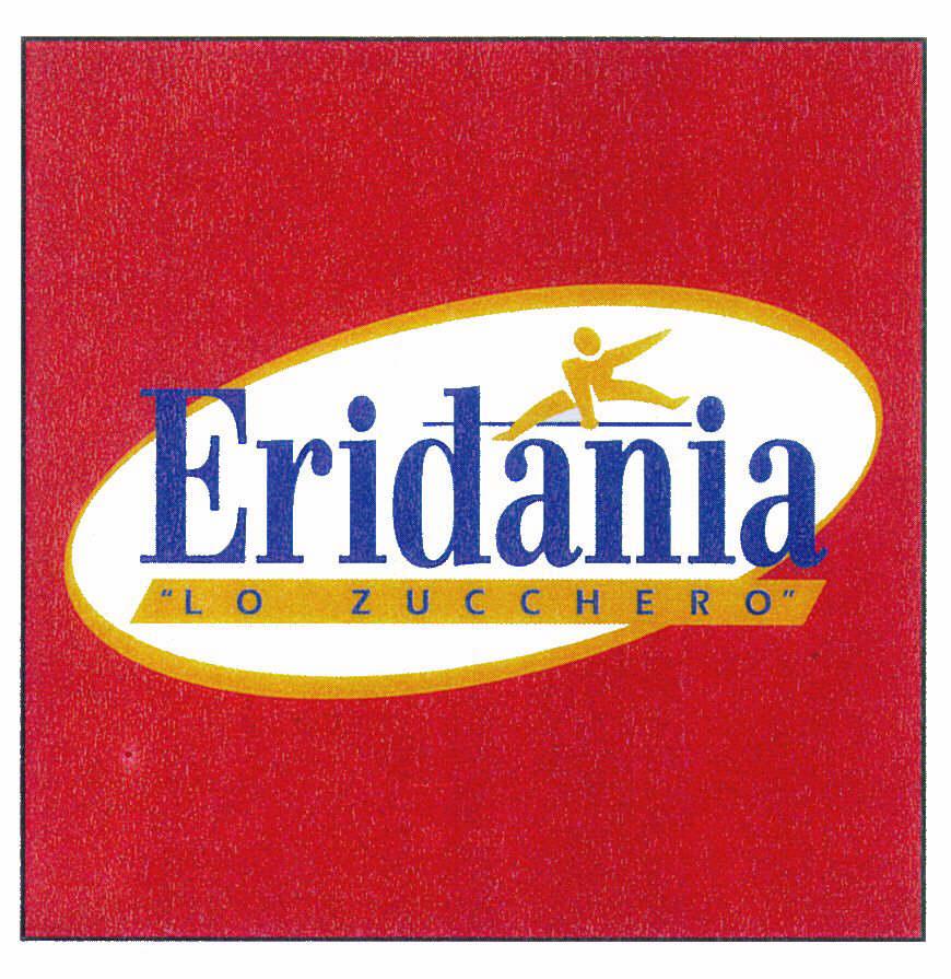 "Eridania ""LO ZUCCHERO"""