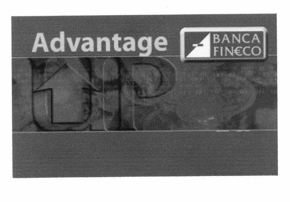 Advantage BANCA FIN€CO