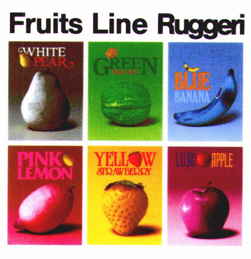Fruits Line Ruggeri