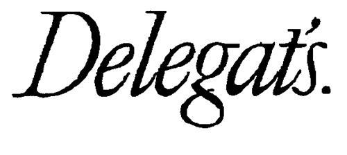 Delegat's