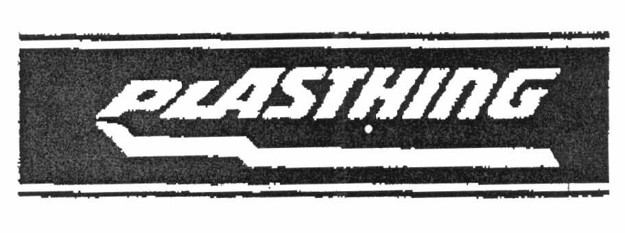 PLASTHING