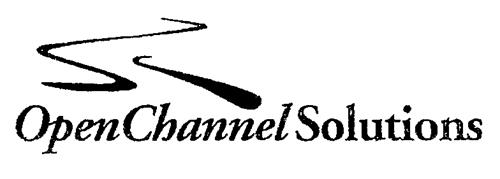 Open Channel Solutions