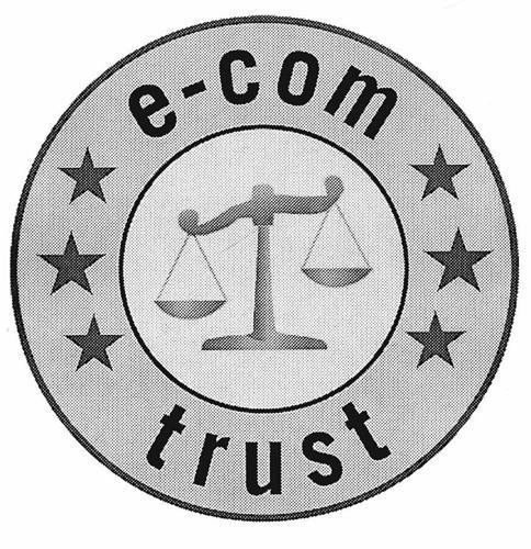 e-com trust