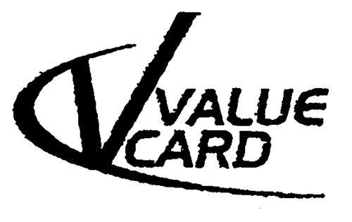 CV VALUE CARD