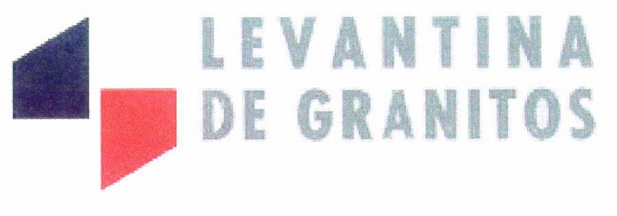 LEVANTINA DE GRANITOS