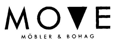 MOVE MÖBLER & BOHAG