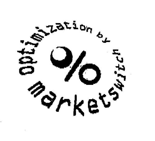optimization % by marketswitch