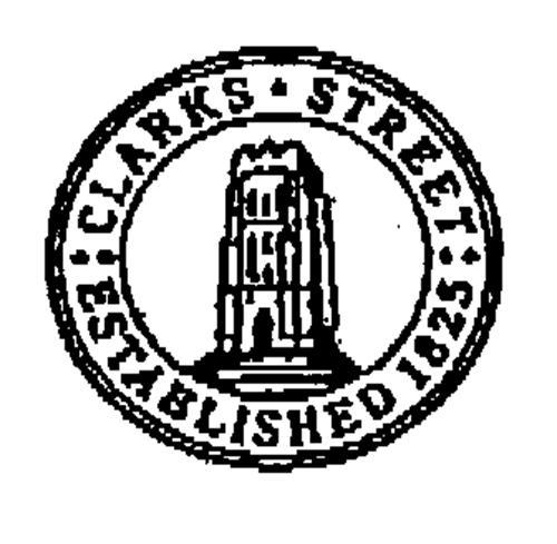 :CLARKS·STREET:ESTABLISHED 1825