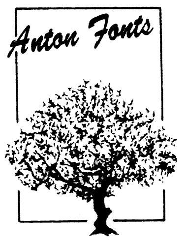 Anton Fonts