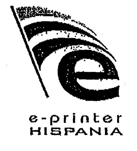 e-printer HISPANIA