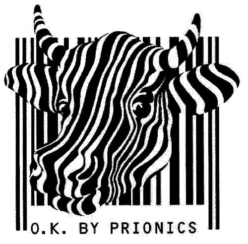 O.K. BY PRIONICS
