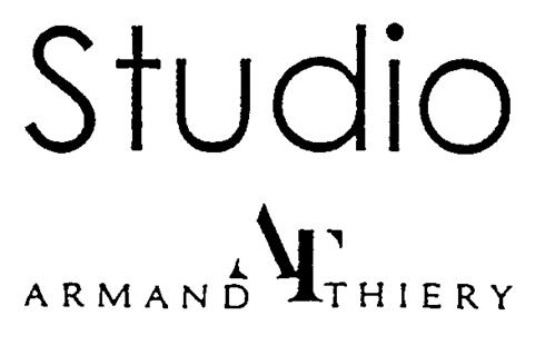 STUDIO ARMAND AT THIERY