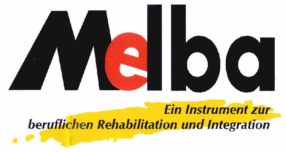 Melba Ein Instrument zur beruflichen Rehabilitation und Integration