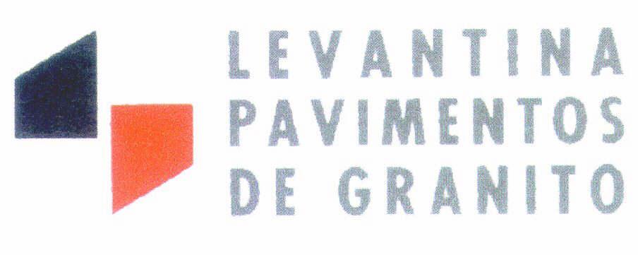 LEVANTINA PAVIMENTOS DE GRANITO