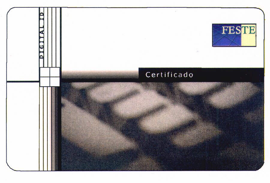 FESTE Certificado DIGITAL ID