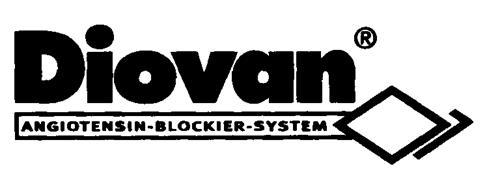 Diovan ANGIOTENSIN-BLOCKIER-SYSTEM