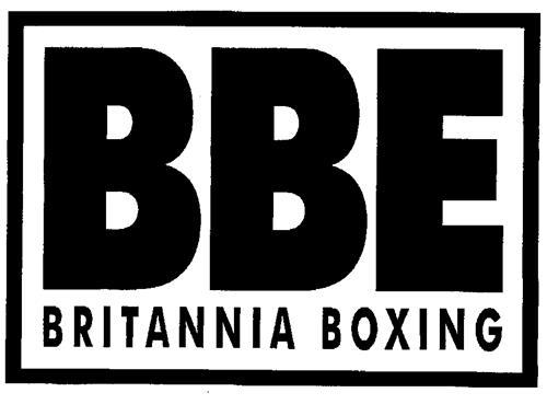 BBE BRITANNIA BOXING