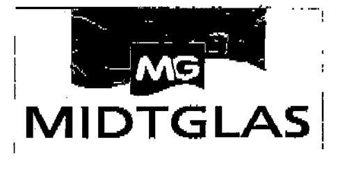MG MIDTGLAS