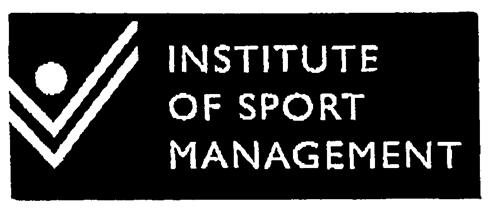 INSTITUTE OF SPORT MANAGEMENT