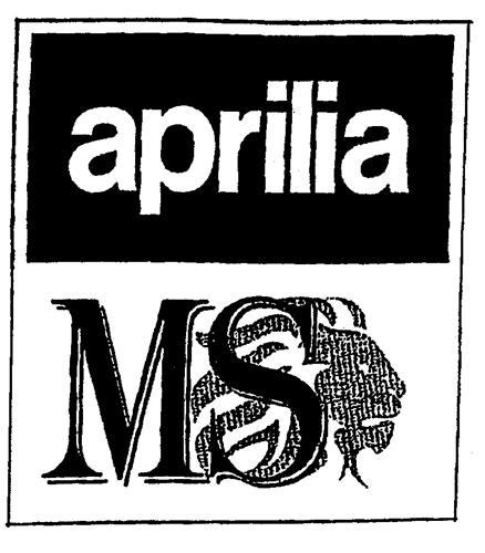 aprilia MS