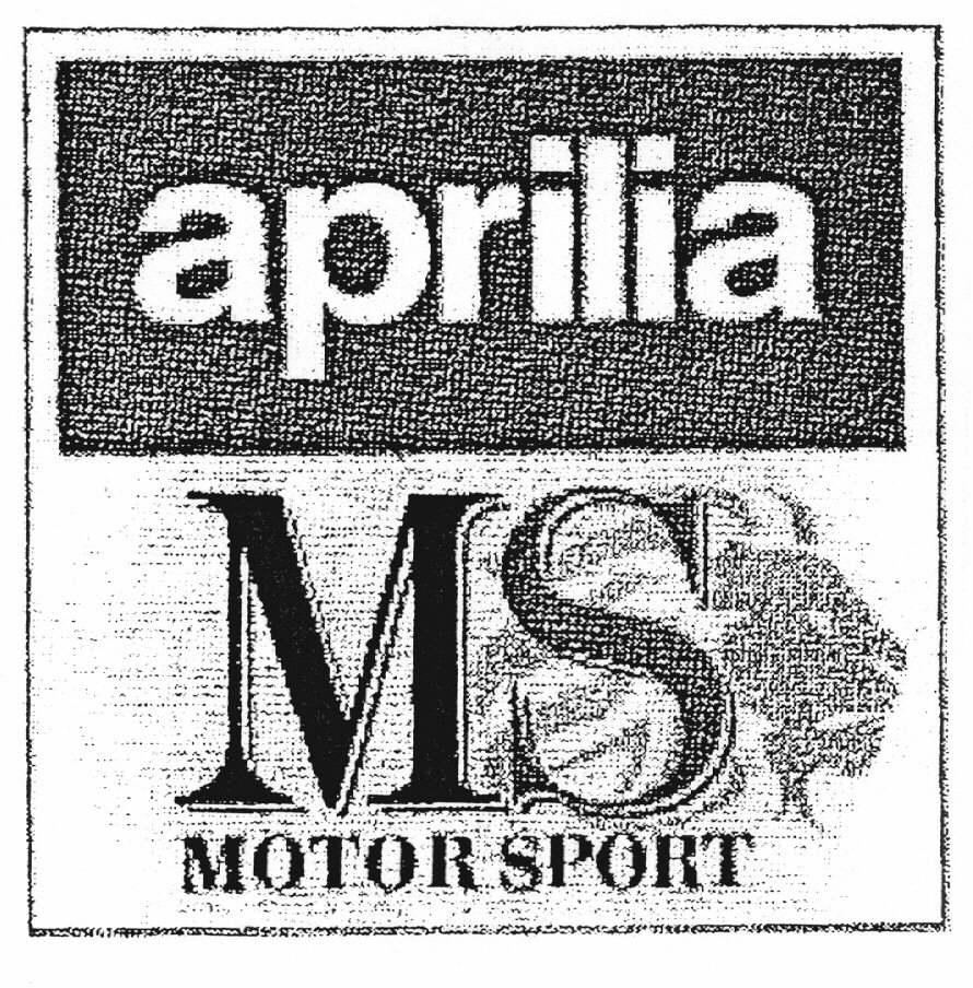 aprilia MS MOTOR SPORT