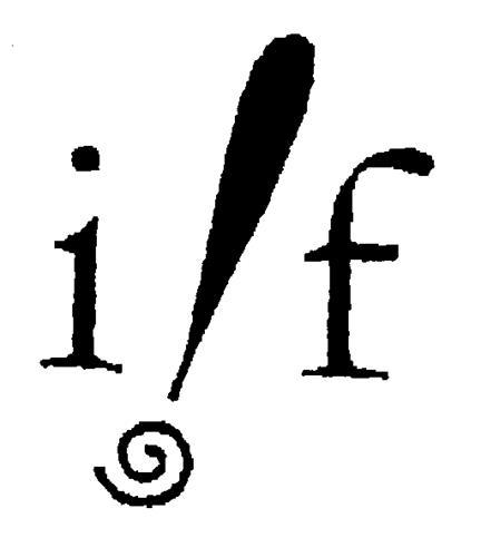 i ! f